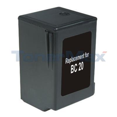 CANON BC-20 INKJET CARTRIDGE BLACK